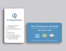 #134 for Design a stunning business card by nishat131201