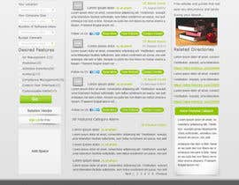 nº 7 pour Design one Search Results homepage par rana60
