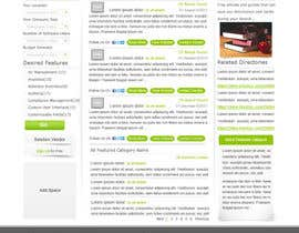 nº 8 pour Design one Search Results homepage par rana60