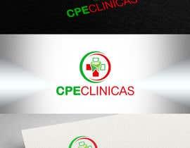 nº 490 pour CPE Clinicas Logotipo Insignia par eddesignswork