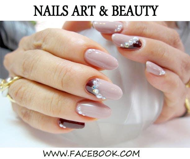 Konkurrenceindlæg #                                        3                                      for                                         Design eines Logos for Nail Art & Beauty