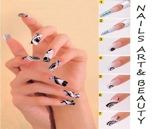 Konkurrenceindlæg #                                        5                                      for                                         Design eines Logos for Nail Art & Beauty