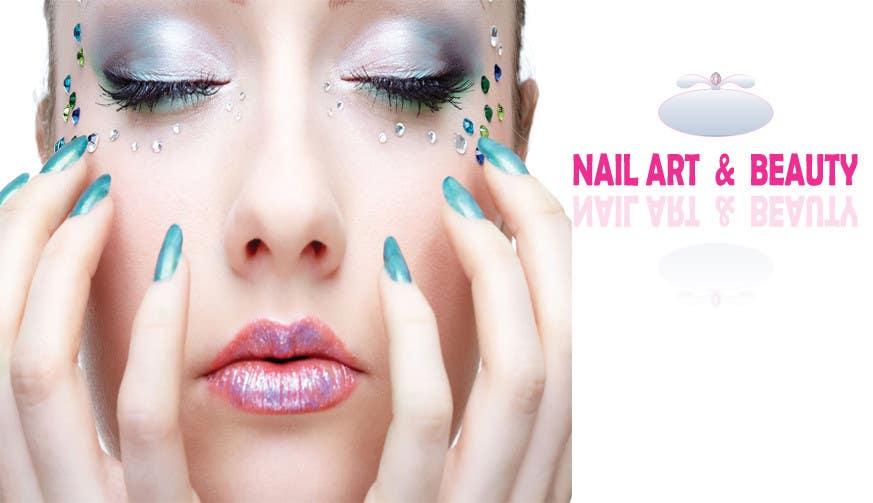 Konkurrenceindlæg #                                        24                                      for                                         Design eines Logos for Nail Art & Beauty