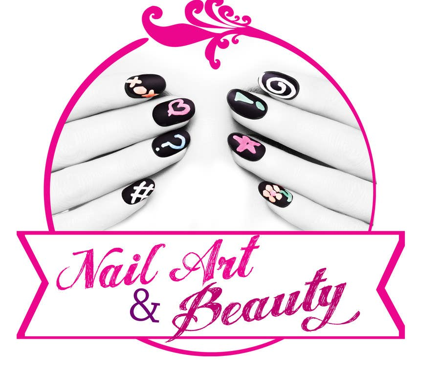 Konkurrenceindlæg #                                        16                                      for                                         Design eines Logos for Nail Art & Beauty