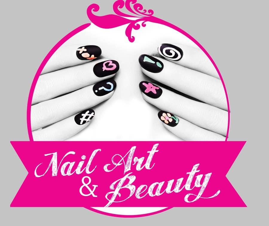 Konkurrenceindlæg #                                        17                                      for                                         Design eines Logos for Nail Art & Beauty