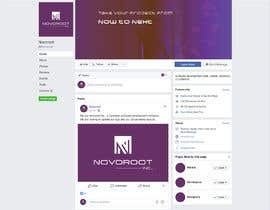 #419 for Design a logo and social media layouts by thedesignmedia