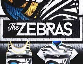 nº 28 pour Zebra Volleyball Image for Tshirt par allejq99