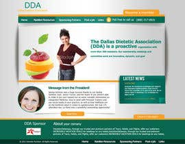 #11 para Website Design for DAND por marwamagdy