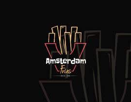 Nro 153 kilpailuun Design a Logo Amsterdam Fries käyttäjältä eifadislam