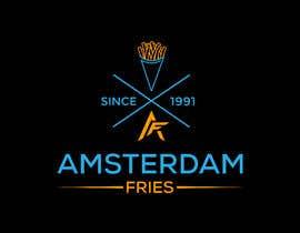 nº 107 pour Design a Logo Amsterdam Fries par yousufrana88