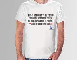 #29 para Design me a t-shirt for Subliminal Wealth por sifatara5558