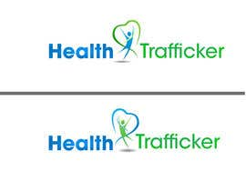 nº 158 pour Logo Design for Health Trafficker par bookwormartist