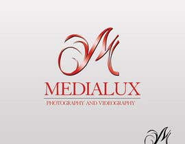 #11 untuk Logo Design for Medialux Photo/Video oleh suministrado021