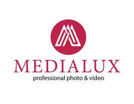 #24 para Logo Design for Medialux Photo/Video por vukvesovic