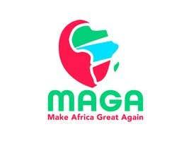 #155 untuk Make Africa Great Again (MAGA) - Logo Graphic Design oleh mahmoodshahiin