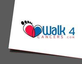 #9 for LOGO wanted Walk4Cancers com af usaithub