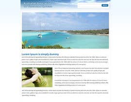 #2 untuk Website Design for an Australian Association for Unmanned Systems oleh tania06