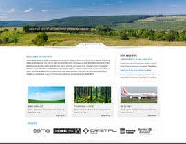 nº 5 pour Website Design for an Australian Association for Unmanned Systems par Pavithranmm