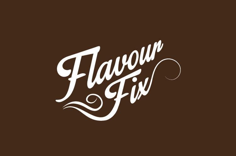 Bài tham dự cuộc thi #                                        129                                      cho                                         Design a Logo for Flavour Fix