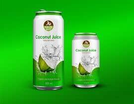 #12 для Logo design and canned drink packaging от ritadk