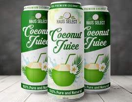 #14 для Logo design and canned drink packaging от uzmaq74