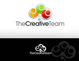 nº 205 pour Logo Design for The Creative Team par pinky