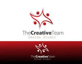 #347 para Logo Design for The Creative Team por ulogo