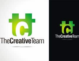 nº 124 pour Logo Design for The Creative Team par realdreemz