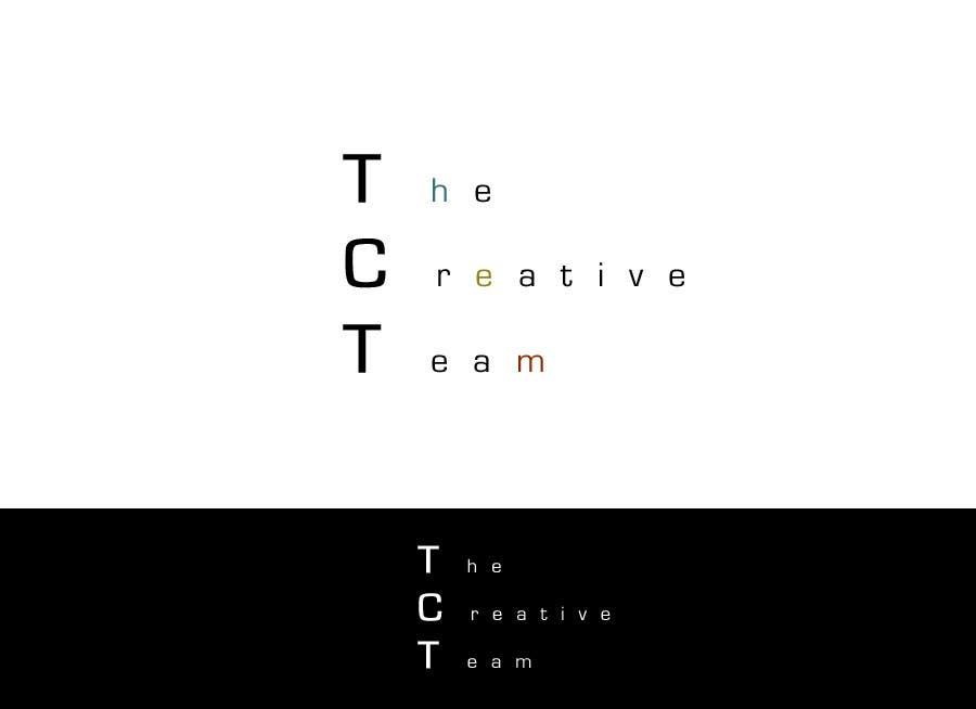 Конкурсная заявка №422 для Logo Design for The Creative Team