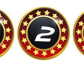Nro 36 kilpailuun Need 10 eye catching level rewards käyttäjältä karimsalman