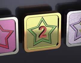 Nro 14 kilpailuun Need 10 eye catching level rewards käyttäjältä fb54da185e3ad48