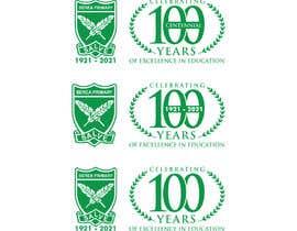 mdfaiz78 tarafından Design a 100 Year (Centenary) logo için no 33