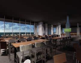#23 para All you can eat Restaurant /Bar Interior Design por aliwafaafif