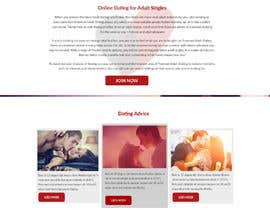 jahidulislam9590 tarafından New Website Home Page Design için no 40