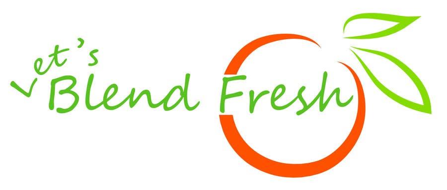 Bài tham dự cuộc thi #                                        15                                      cho                                         Redesign a Logo for Let's Blend Fresh