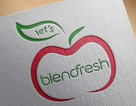 #21 cho Redesign a Logo for Let's Blend Fresh bởi muhammadmahmud