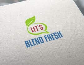 #30 cho Redesign a Logo for Let's Blend Fresh bởi Naumovski