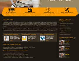 #8 para Wordpress Theme Design for IT Tech Support Help $650 to $1000 por cromasolutions