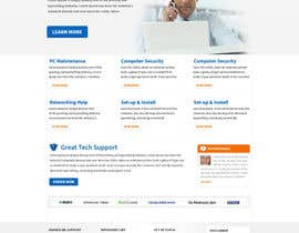 #2 para Wordpress Theme Design for IT Tech Support Help $650 to $1000 por tania06