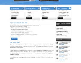 #14 para Wordpress Theme Design for IT Tech Support Help $650 to $1000 por pritipawar