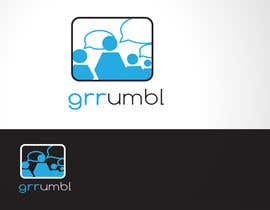 #51 para Logo Design for Grrumbl por aekylen