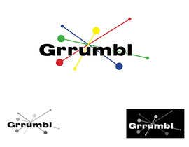 #31 para Logo Design for Grrumbl por yiama