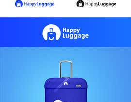 "#19 for create a visual/logo ""happy luggage"" by HamzaShz"