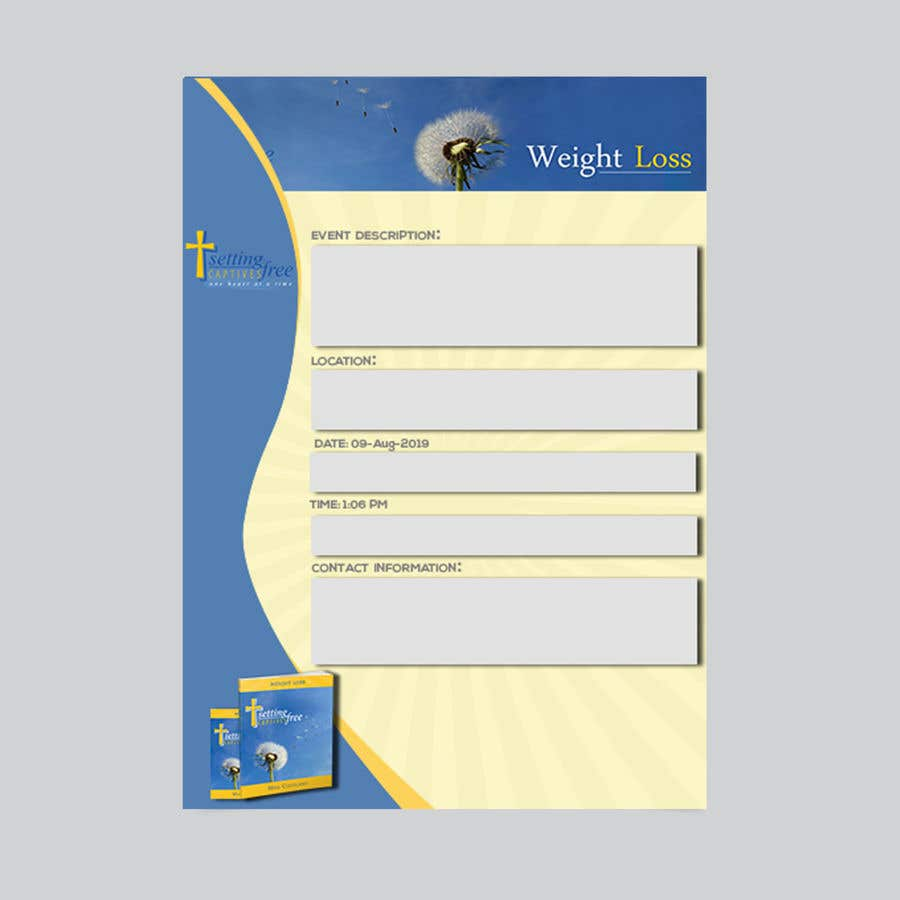 Weight Loss Challenge Flyer Template from cdn3.f-cdn.com