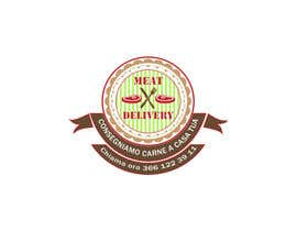 #74 for Logo for meat delivery by AKM1994