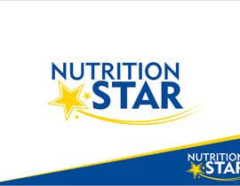 #300 for Logo Design for Nutrition Star av Grupof5