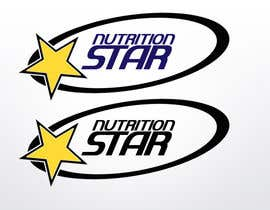 #313 para Logo Design for Nutrition Star por pivarss