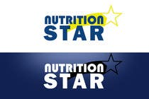 Graphic Design Contest Entry #336 for Logo Design for Nutrition Star