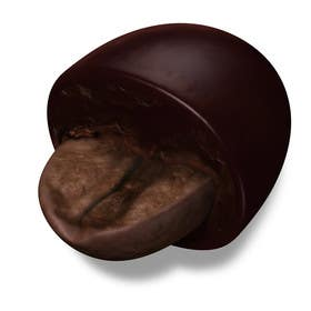 Graphic Design Contest Entry #25 for HD Image of coffee bean coated in chocolate