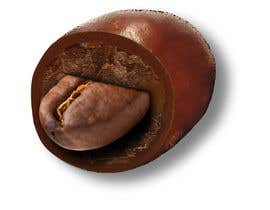 #7 para HD Image of coffee bean coated in chocolate por Batmanci